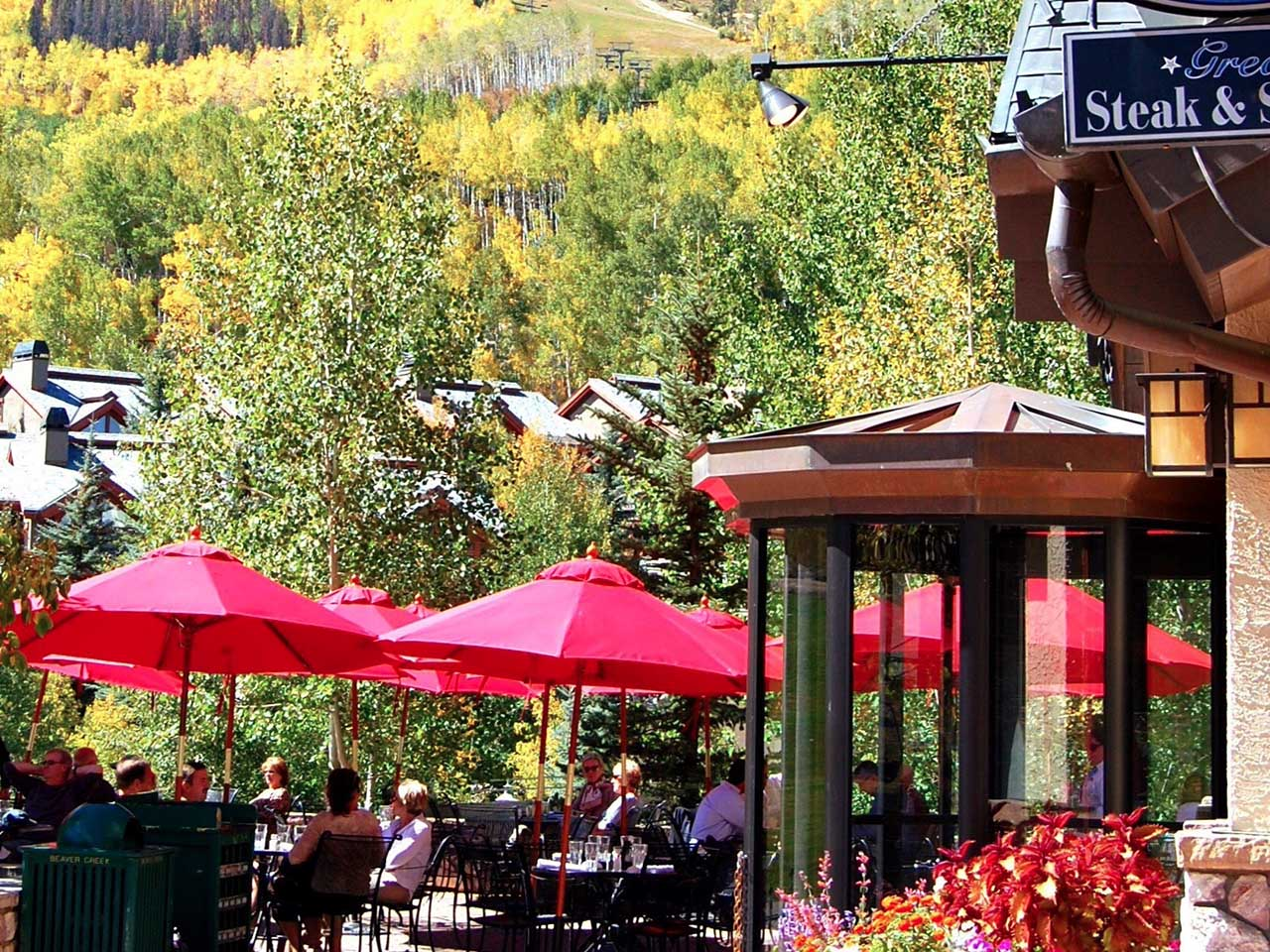 Beaver Creek Patio