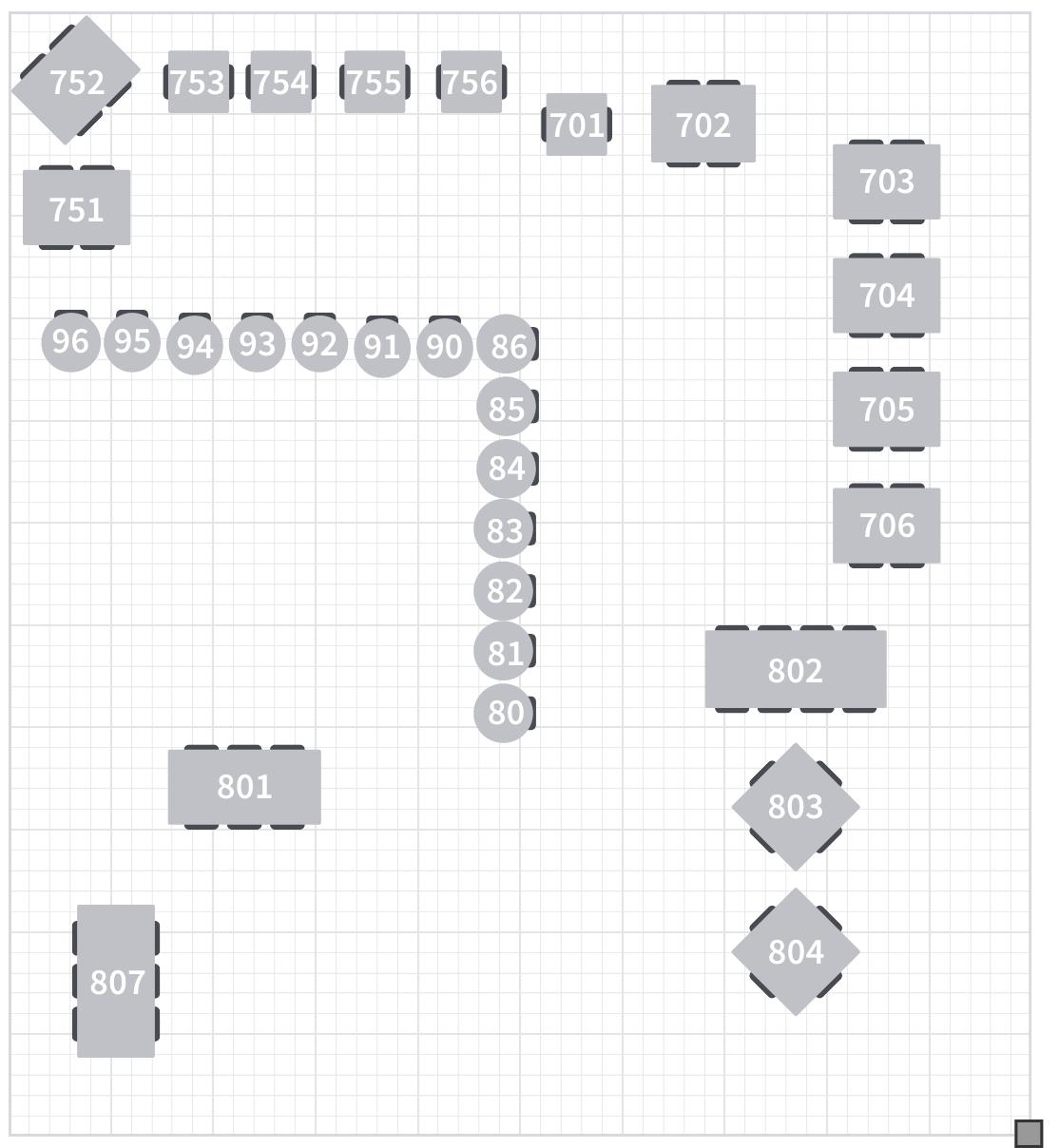 BC / CBAR Floor Plan