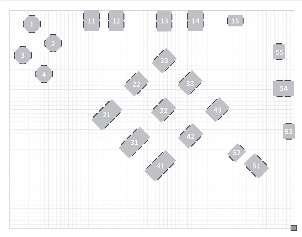 Vail Chophouse Front Floor Plan